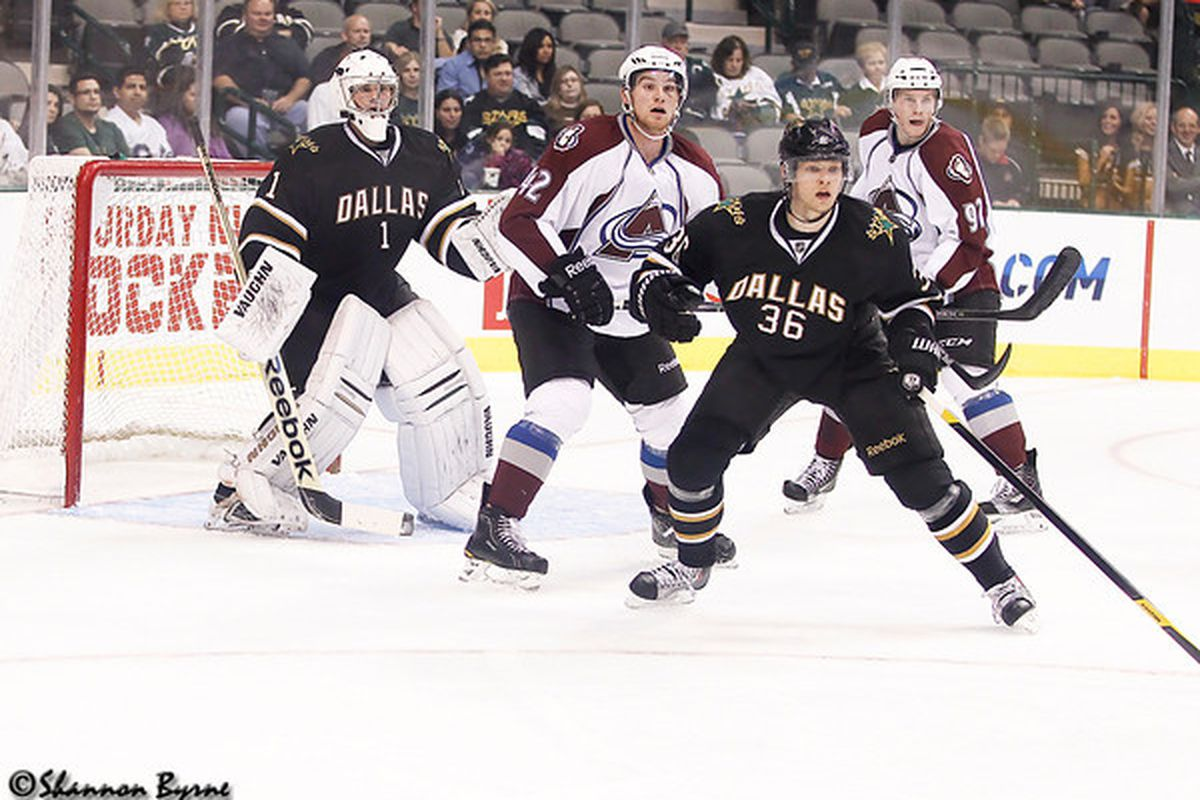 Jack Campbell & Philip Larsen sit on top of the Dallas Stars prospect rankings for October.