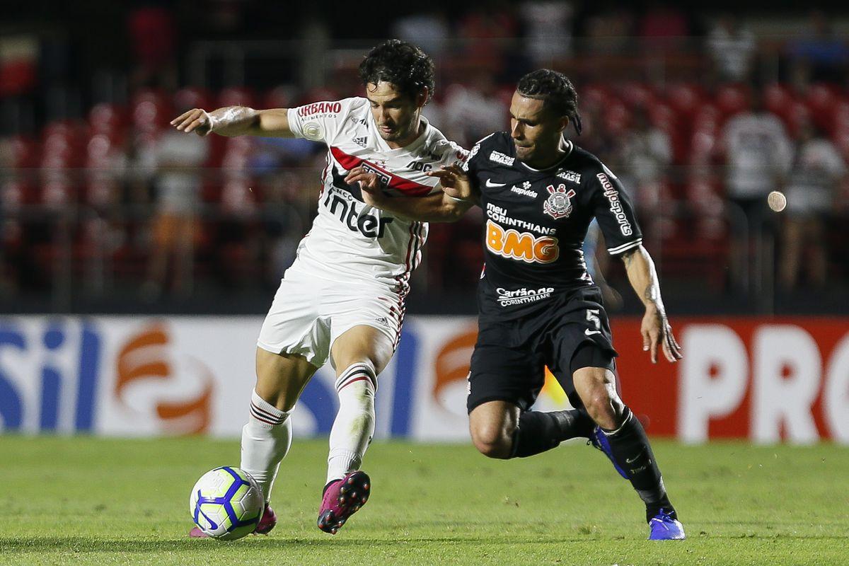 Sao Paulo v Corinthians - Brasileirao Series A 2019