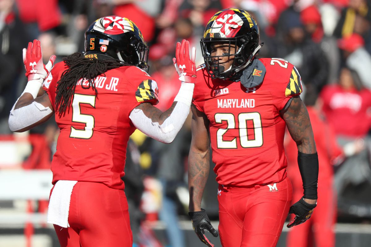 watch 5a0f1 6680e Know Thy Opponent 2019: Maryland Terrapins - Hammer and Rails