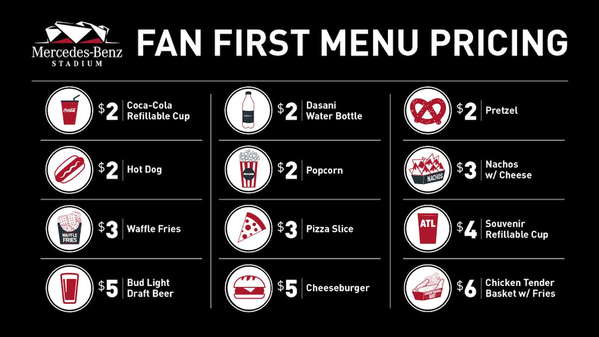 Tot Takes: Concessions at Providence Park - Stumptown Footy