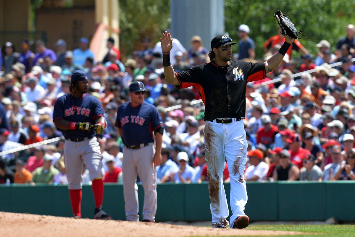 Miami Marlins morning news: Fish rally downs Red Sox - Fish Stripes