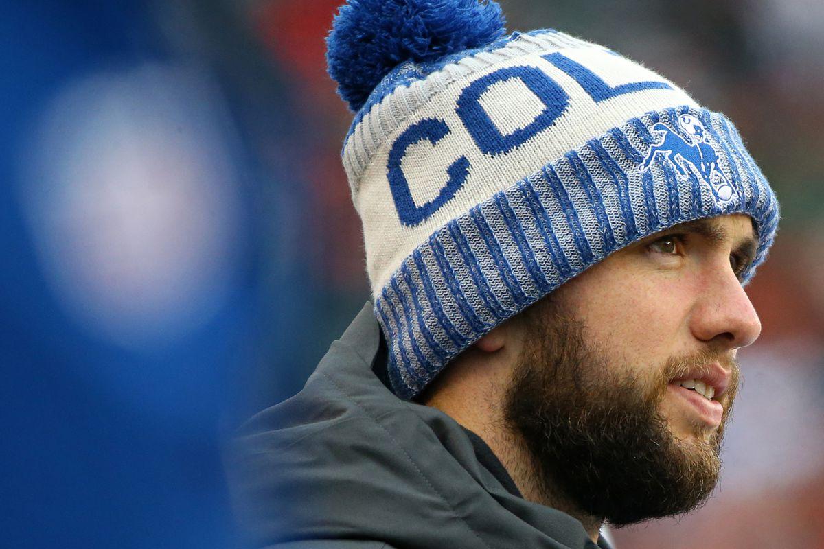 NFL: Indianapolis Colts at Cincinnati Bengals