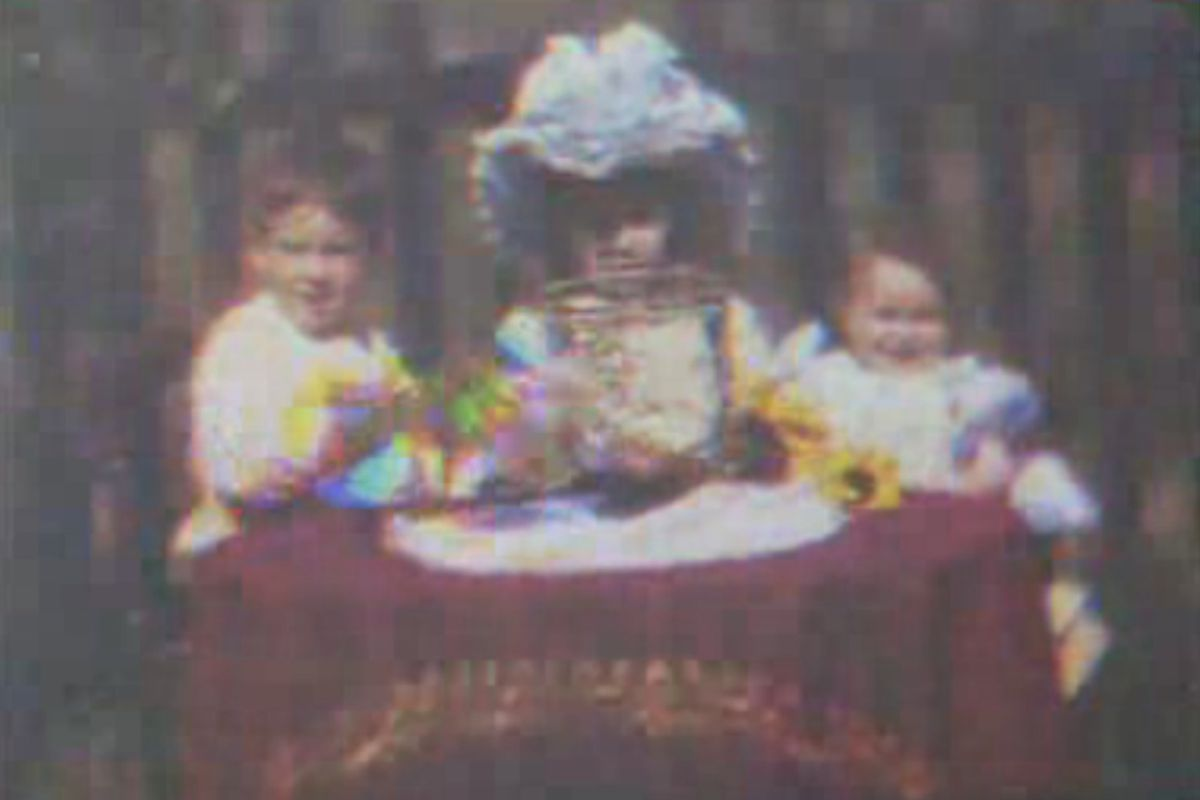 worlds oldest color film