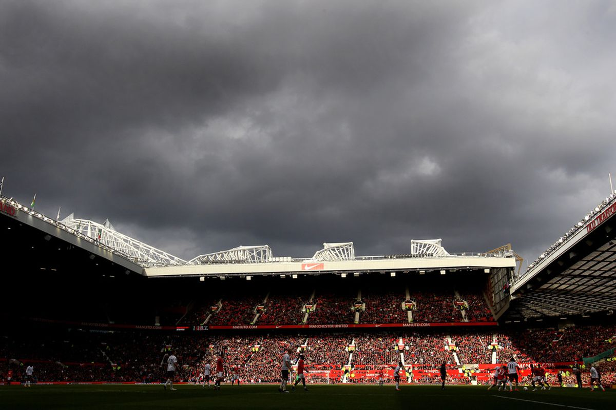 The clouds loom large over OT after this result  (Photo by Alex Livesey/Getty Images)