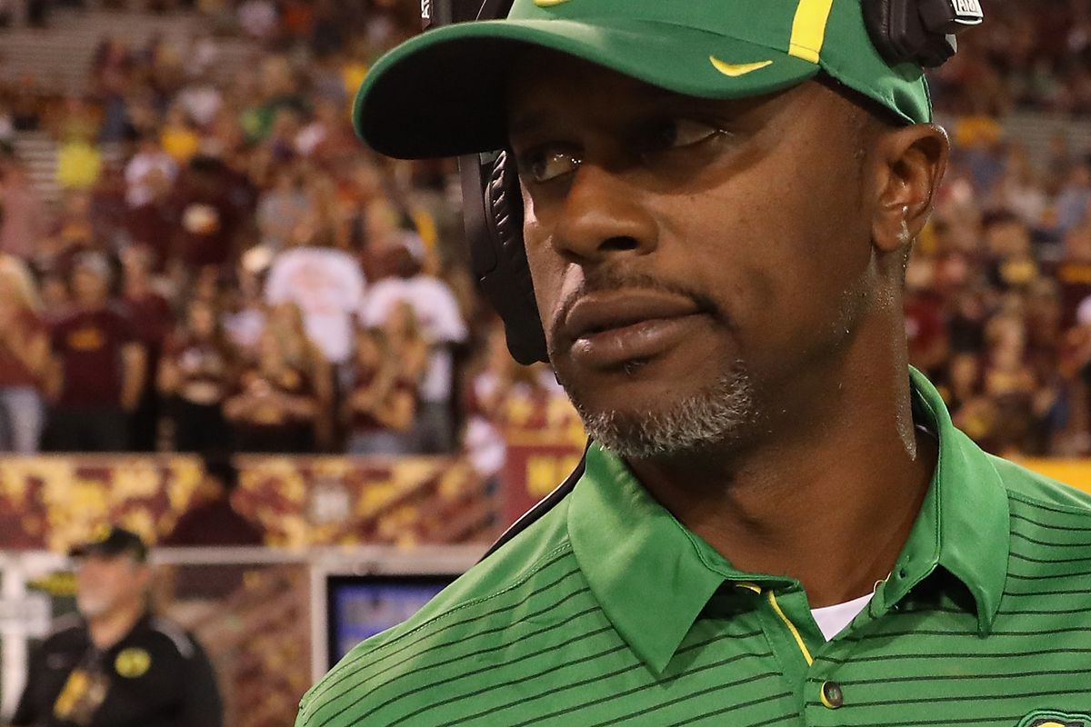 OR  players rip Willie Taggart for lying about Florida State interest