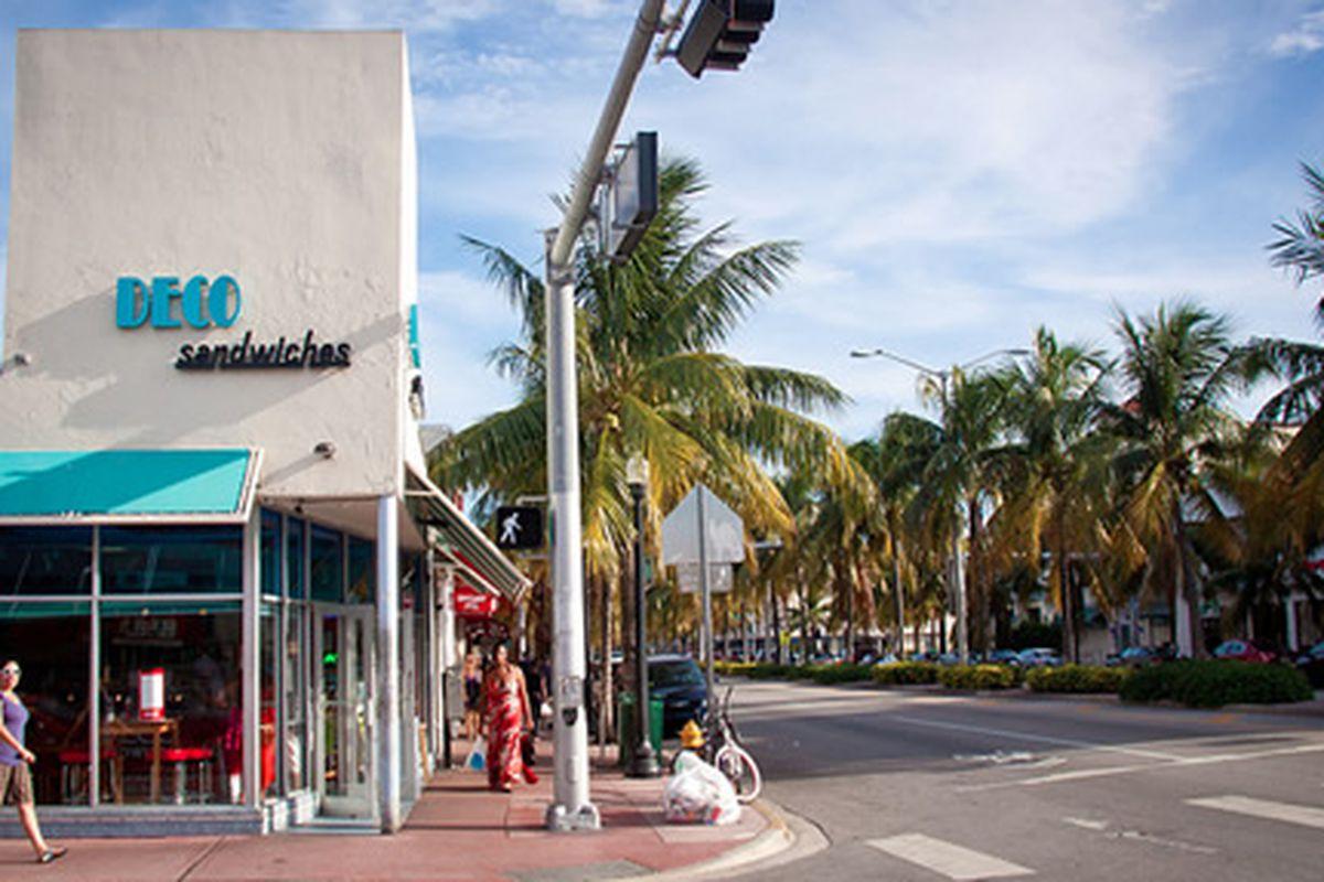 Deco Sandwiches South Beach - Miami Beach, FL