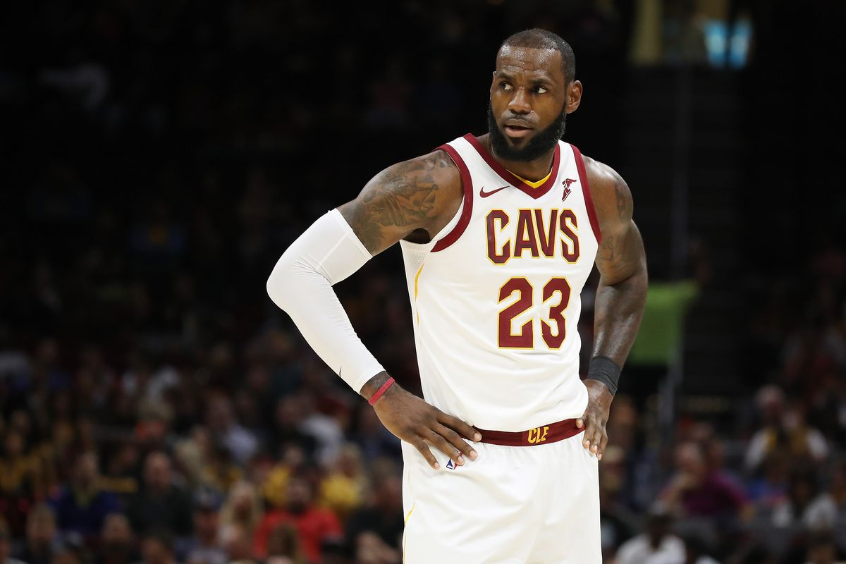 LeBron James to miss Friday's preseason finale, status for ...