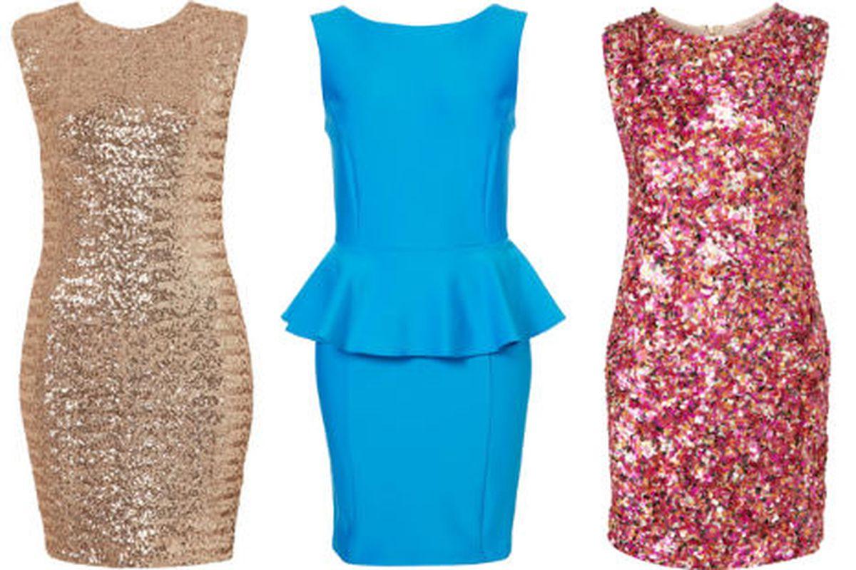 Potential prom dresses and/or regular dresses at Topshop