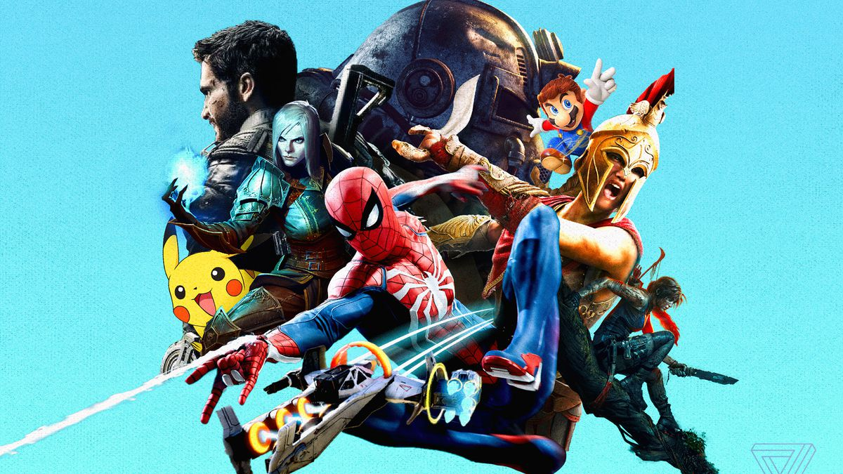 Holiday 2018 video game guide: Fallout, Smash Bros , Red Dead, and