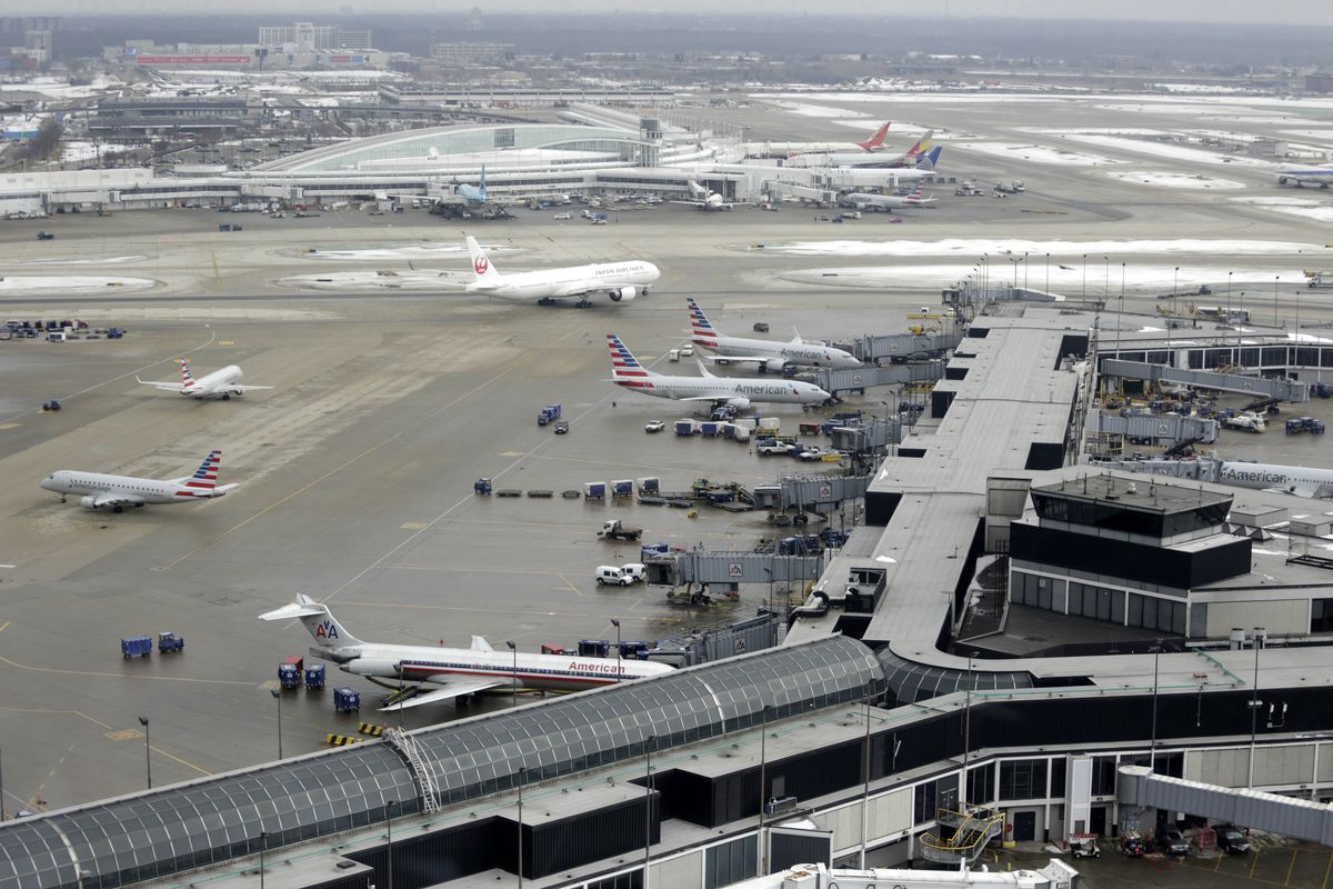 O'Hare Airport, where, starting in 2000, the FBI investigated a concession deal involving Oscar D'Angelo, a longtime pal of Mayor Richard M. Daley. No charges were filed.