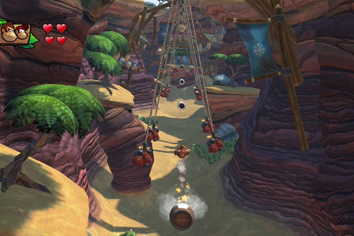 Nintendo bringing The Wonderful 101, Donkey Kong and Mario