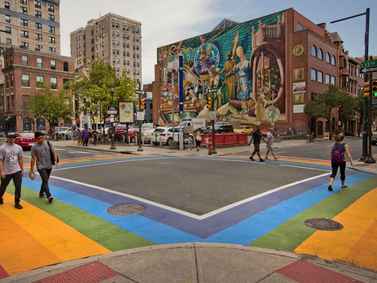 Gay Sex-Club Philadelphia Schwulenarbenpornos