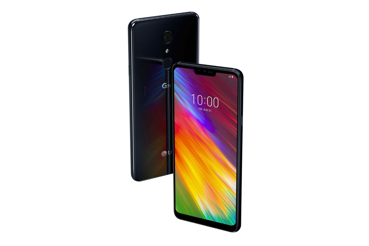 LG Has Announced The G7 One Its First Android Phone A High End Device By Standards Of Googles Stock Program Running On Snapdragon