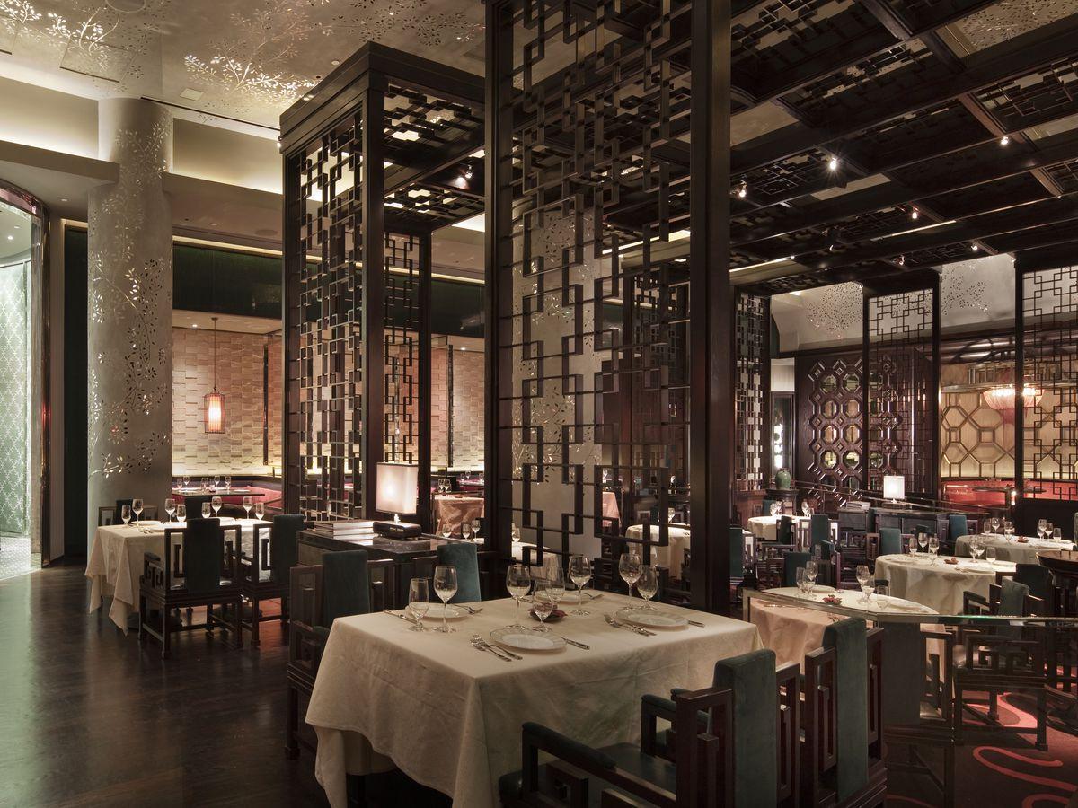 An Asian restaurant