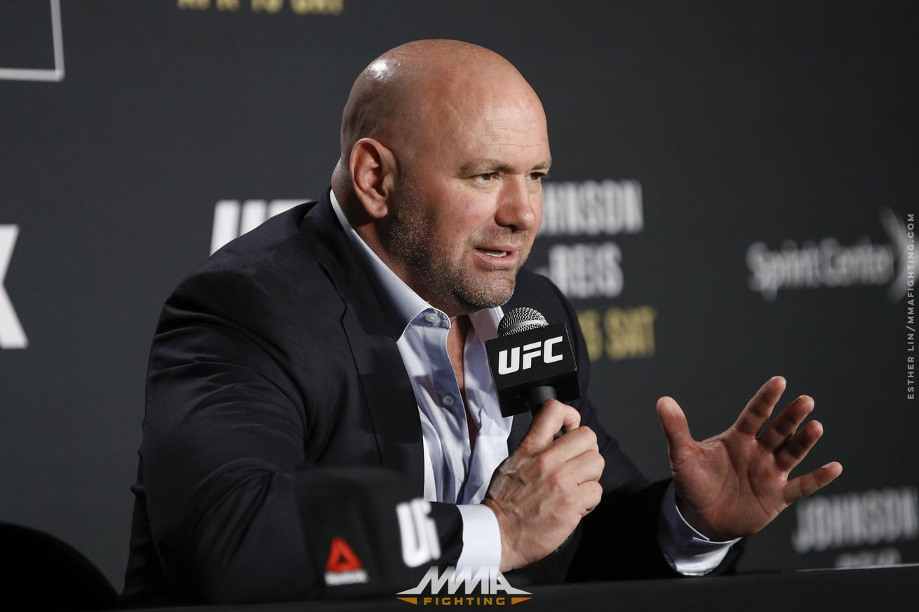 community news, Dana White criticizes Tyron Woodley over UFC 214 performance
