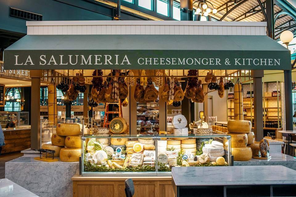 La Salumeria: Cheesemonger & Kitchen at Eataly