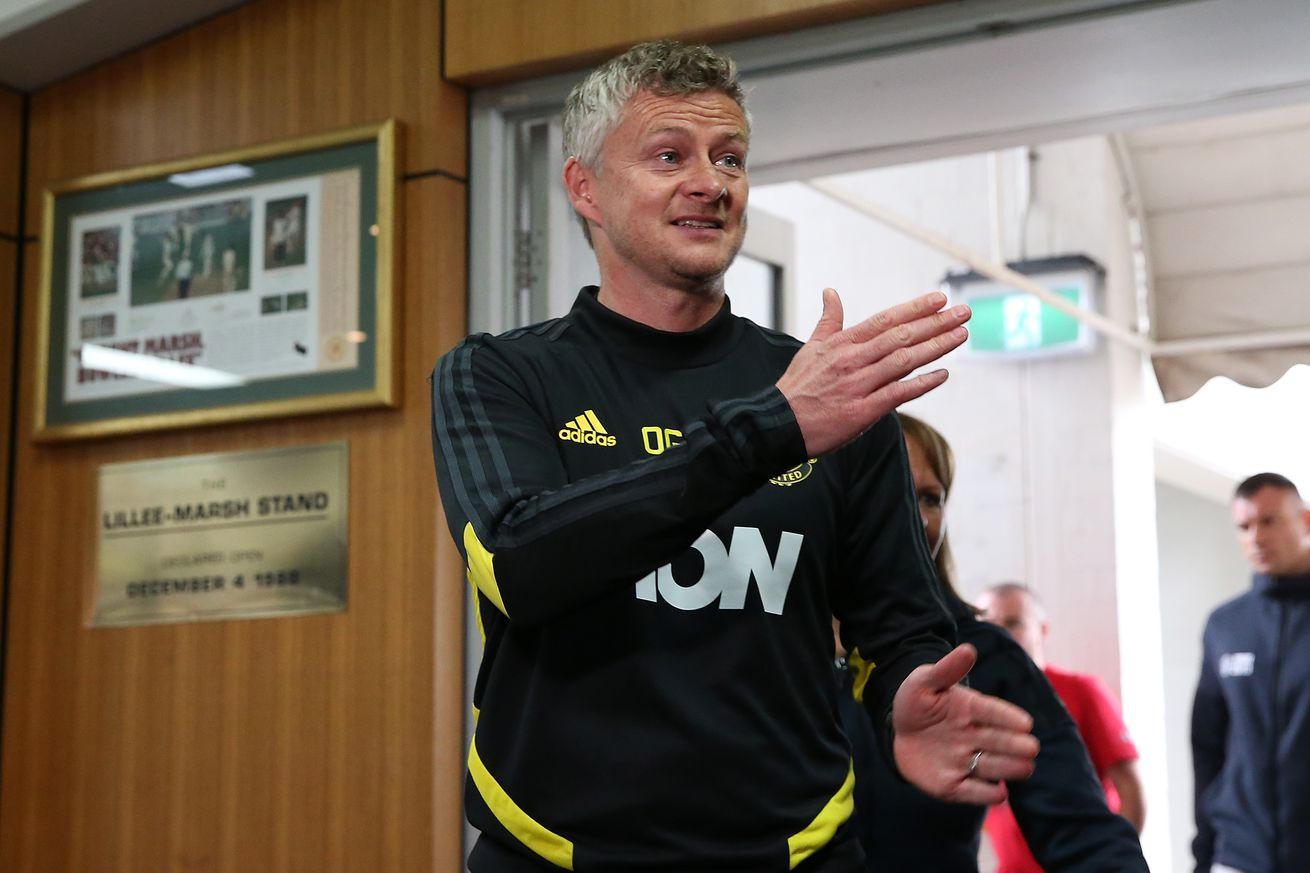 Solskjaer: ?We don?t have offers for Pogba?
