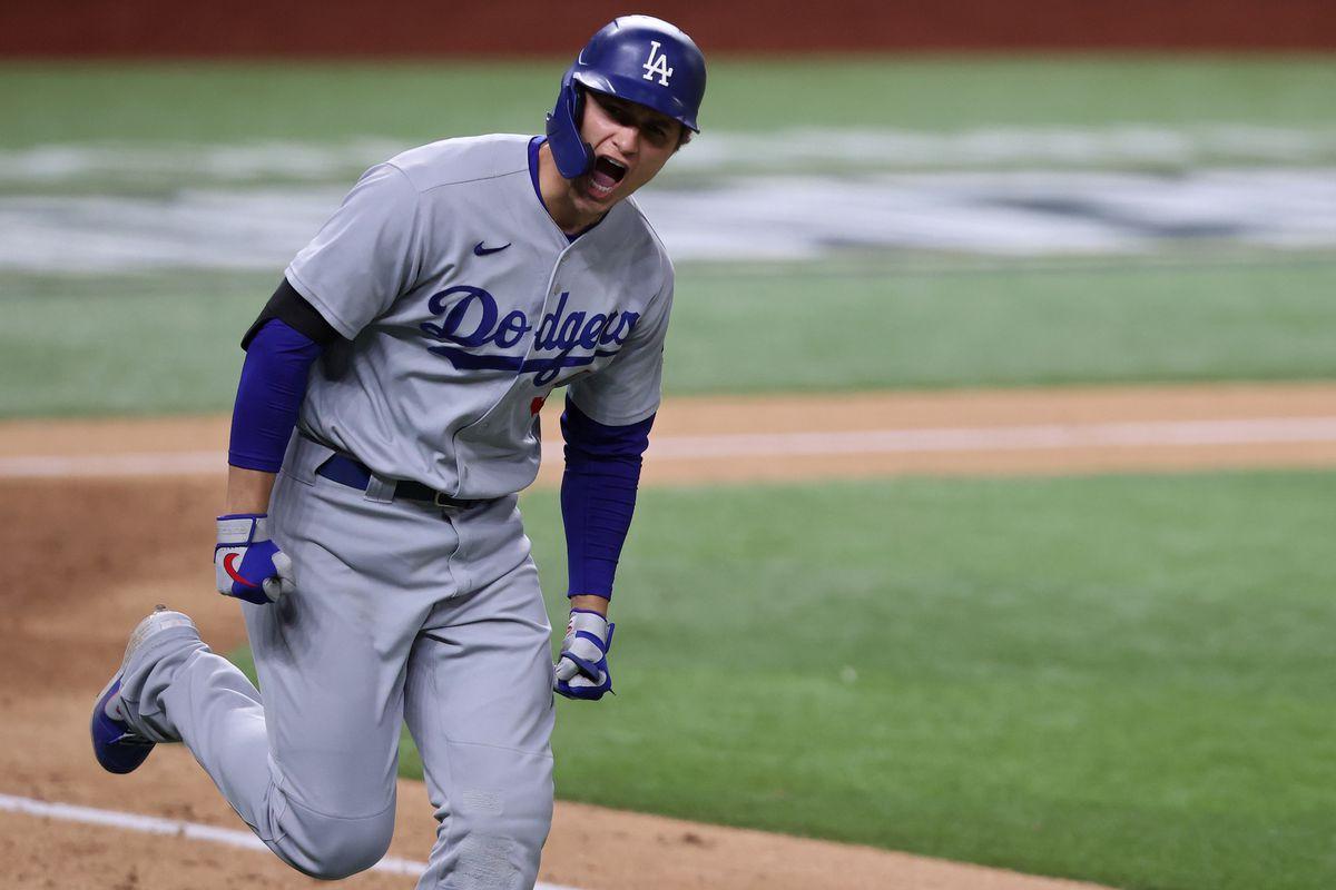 League Championship - Los Angeles Dodgers v Atlanta Braves - Game Five
