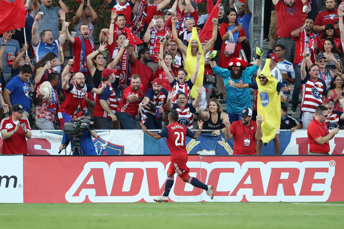 """Our City: Are FC Dallas the MLS """"Canary in the Coal Mine?"""" Major League Soccer Orlando City - The Mane Land"""