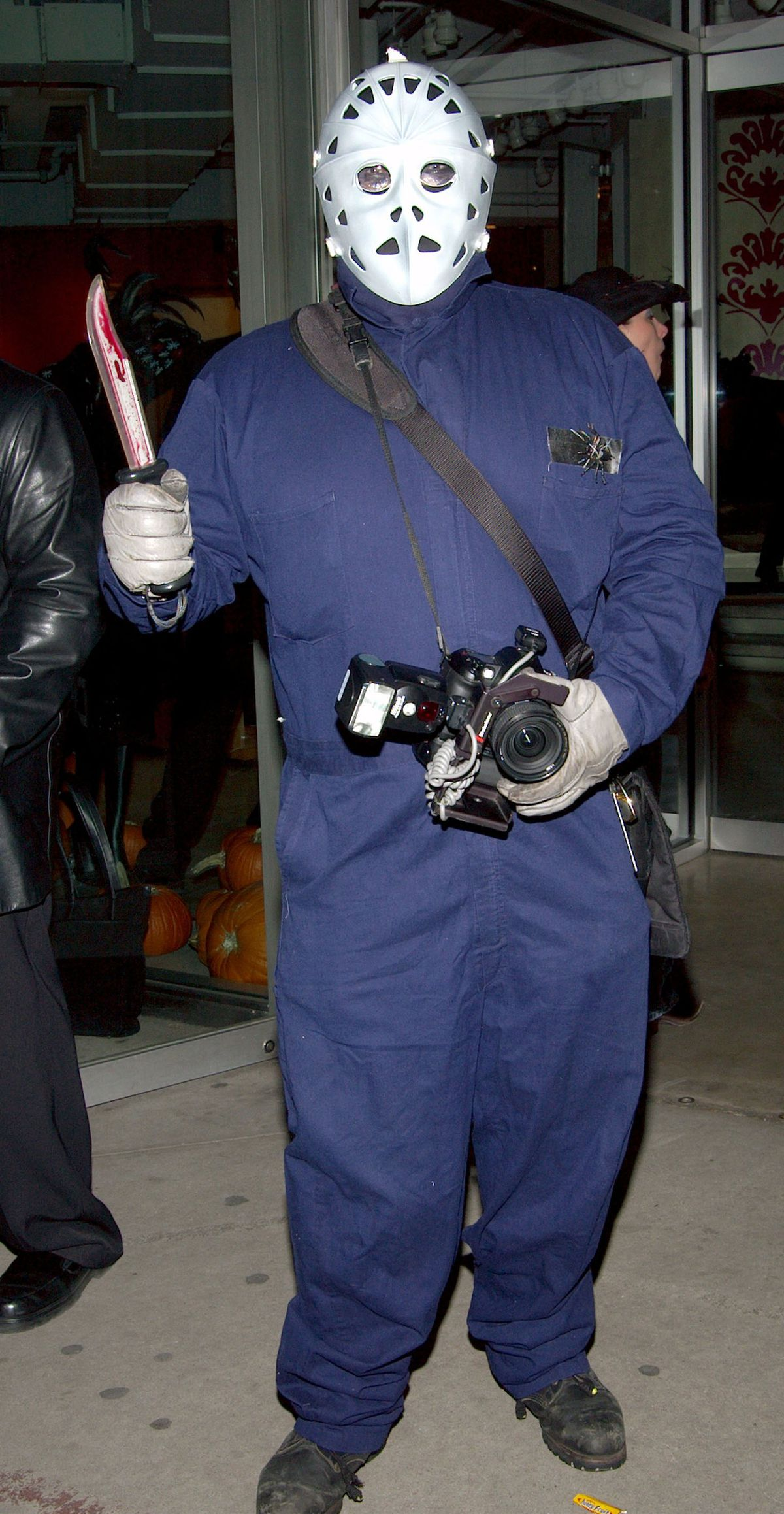 DKNY Halloween Party