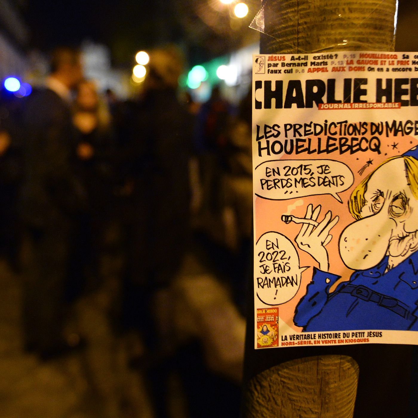 Charlie Hebdo Terrorist Attack Remembering The Victims Vox