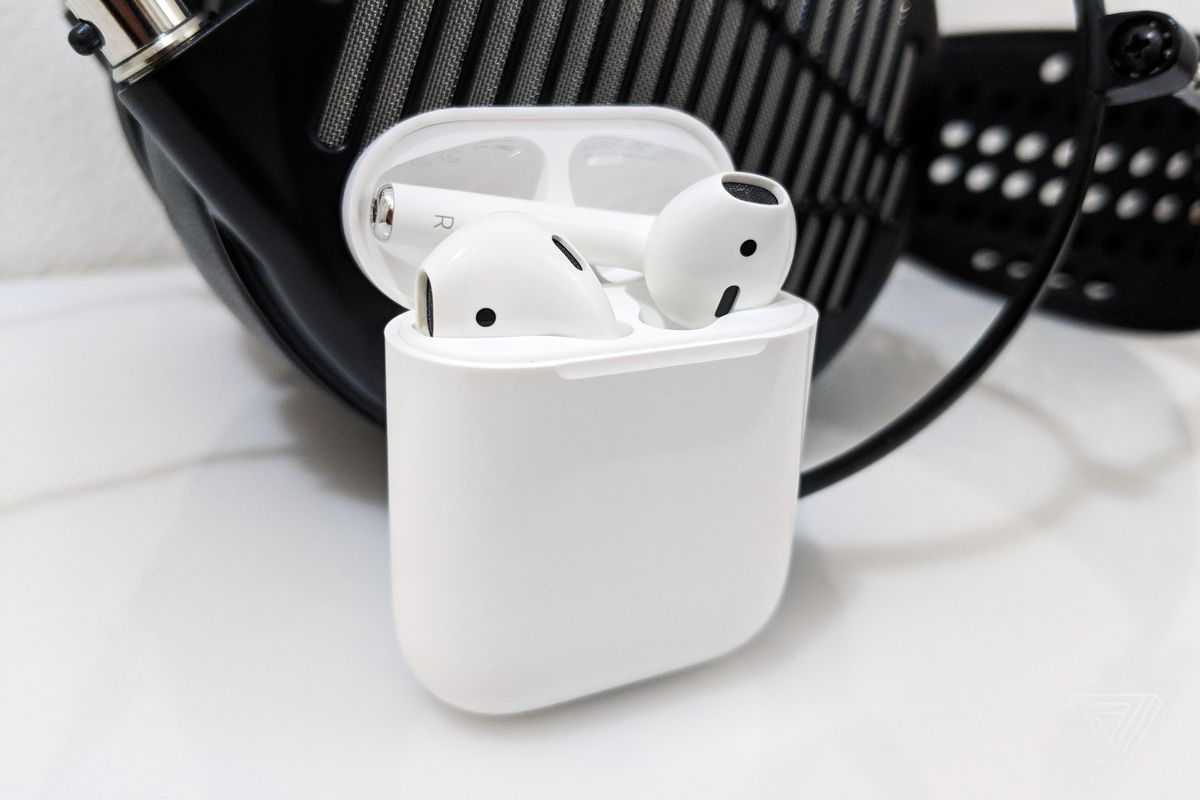 d73a8d4cd2d Apple AirPods: the audiophile review - The Verge