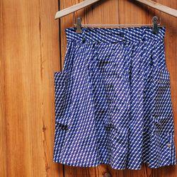 <b>Apiece Apart</b> Palermo Pocket Mini Skirt, $415