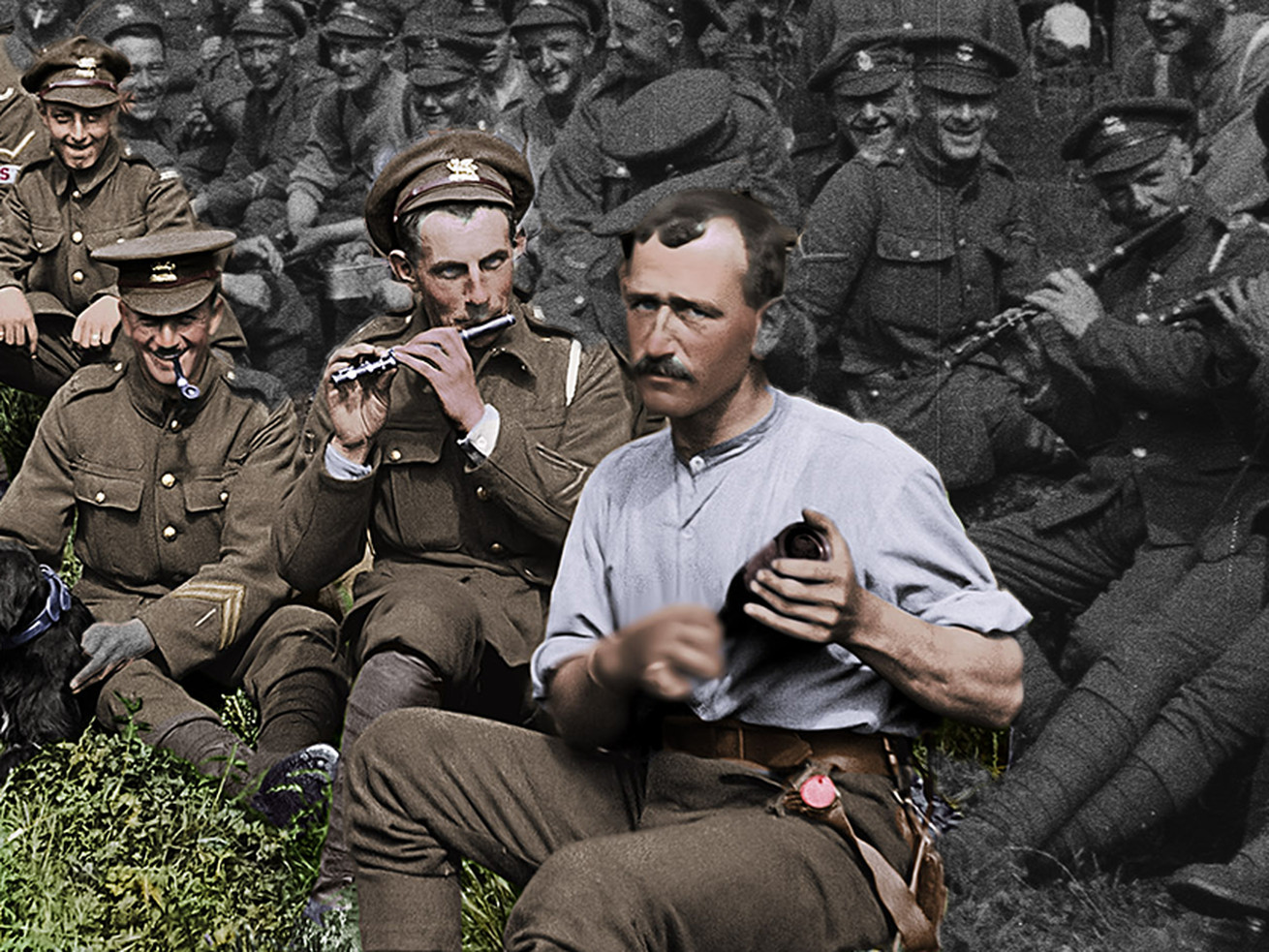 Your Weekend: You really need to see Peter Jackson's World War I doc 'They Shall Not Grow Old'