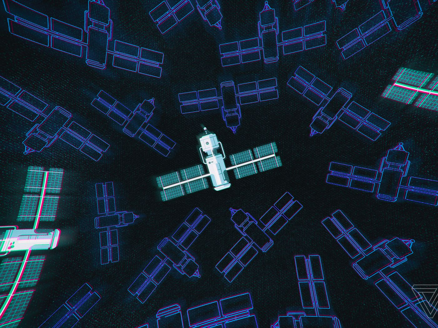 A Russian Satellite Seems To Be Tailing A Us Spy Satellite In