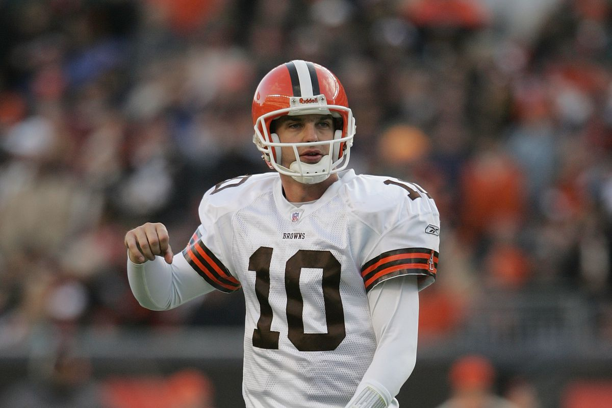 online store f7b1a 1c2c1 Which Browns QB since 1999 would you build an NFL team ...