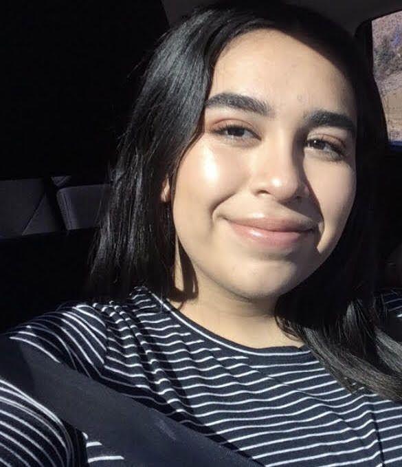 Saroja Manickam, a sophomore at Eagle Valley High School in western Colorado.