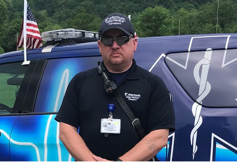 Christopher Green has worked in emergency medical services for nearly 30 years. Having a stroke himself changed his outlook on how to respond to 911 calls for stroke.