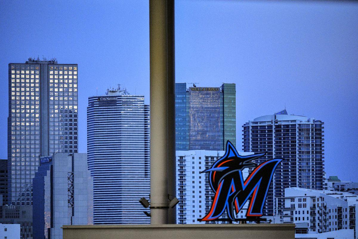 Toronto Blue Jays v Miami Marlins