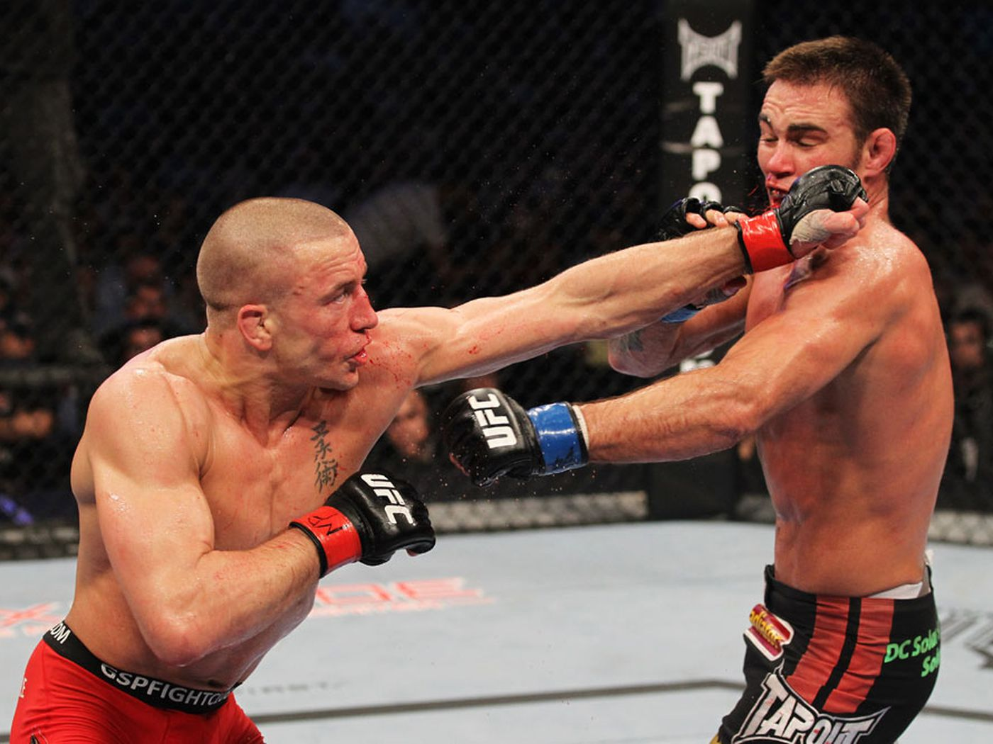 UFC 129: St. Pierre Vs. Shields Coverage Round-Up - SBNation.com