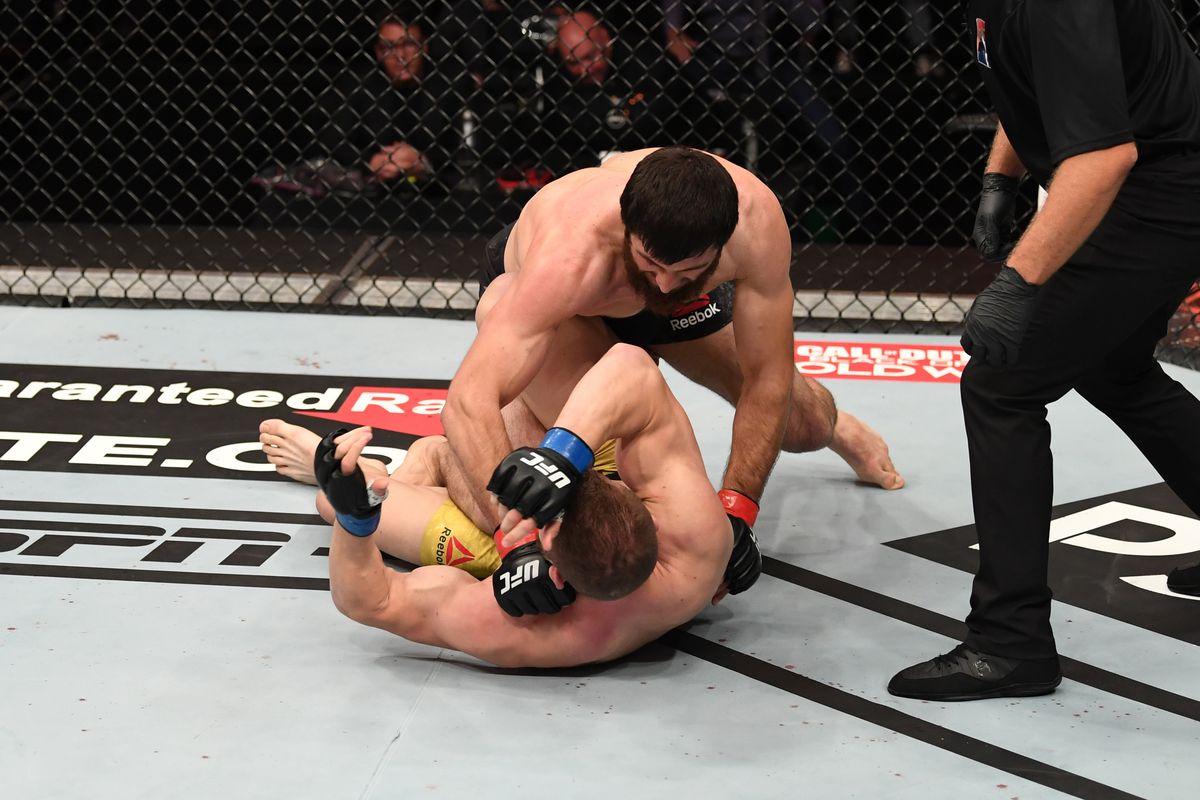UFC 254: Ankalaev v Cutelaba