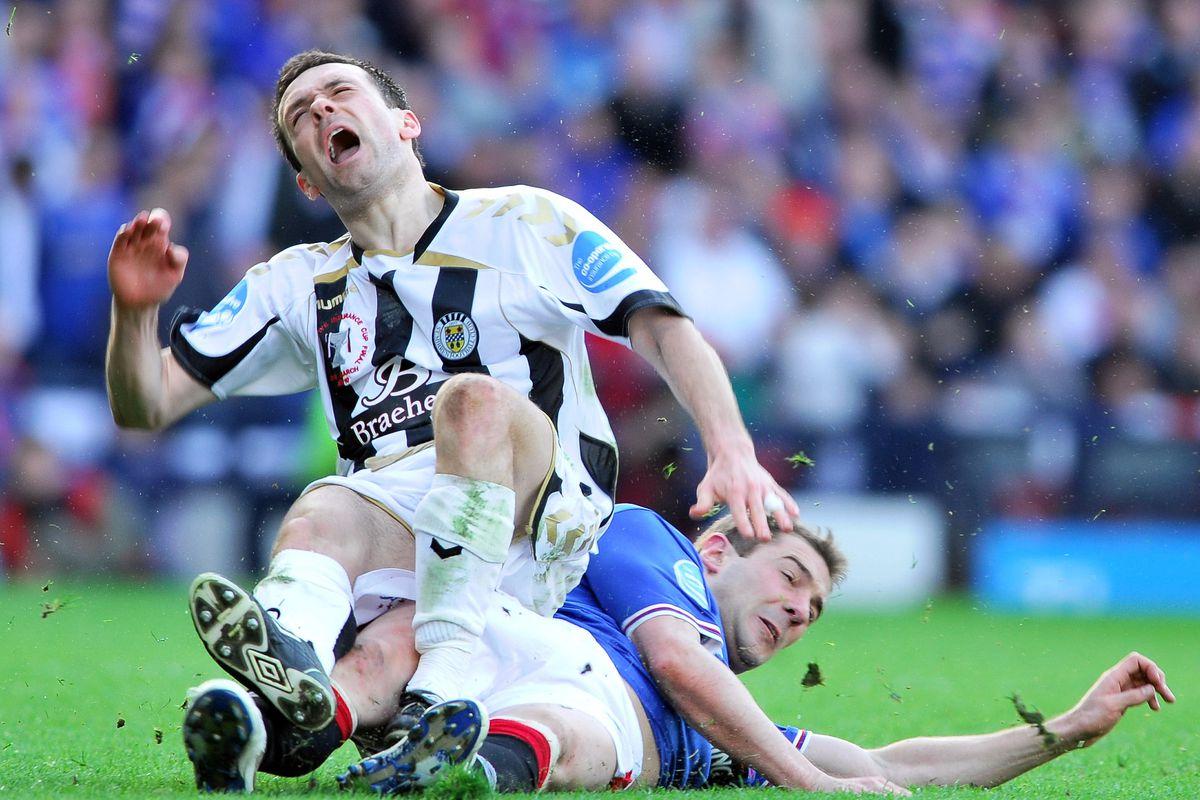 St. Mirren v Rangers - Co-op Insurance Cup Final