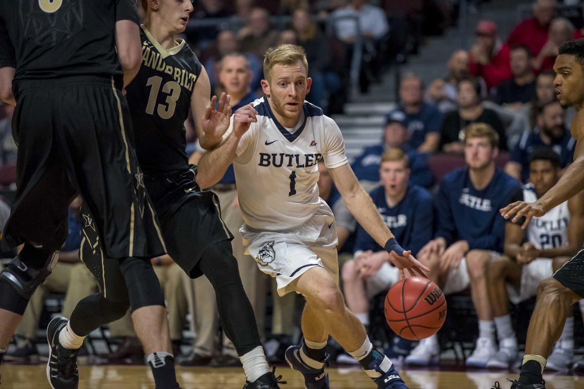 NCAA Basketball: Butler vs Vanderbilt