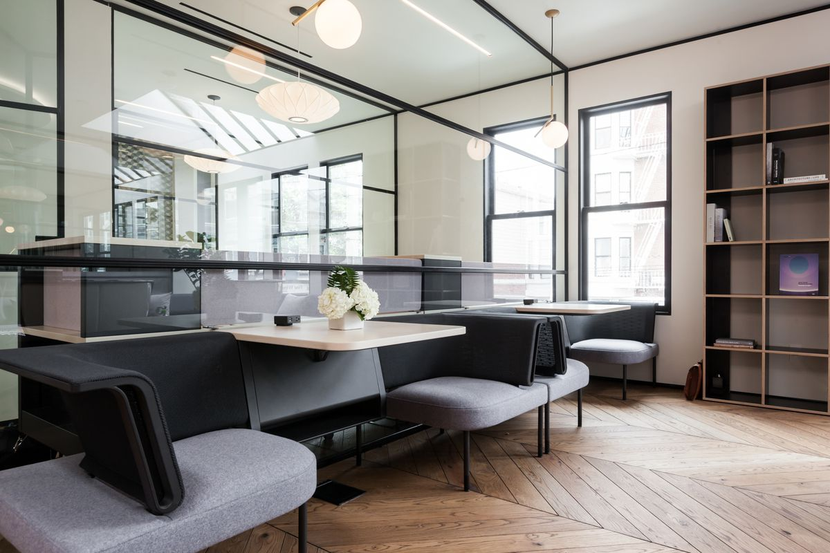 Yves B 233 Har Elevates The Co Working Space With His Latest