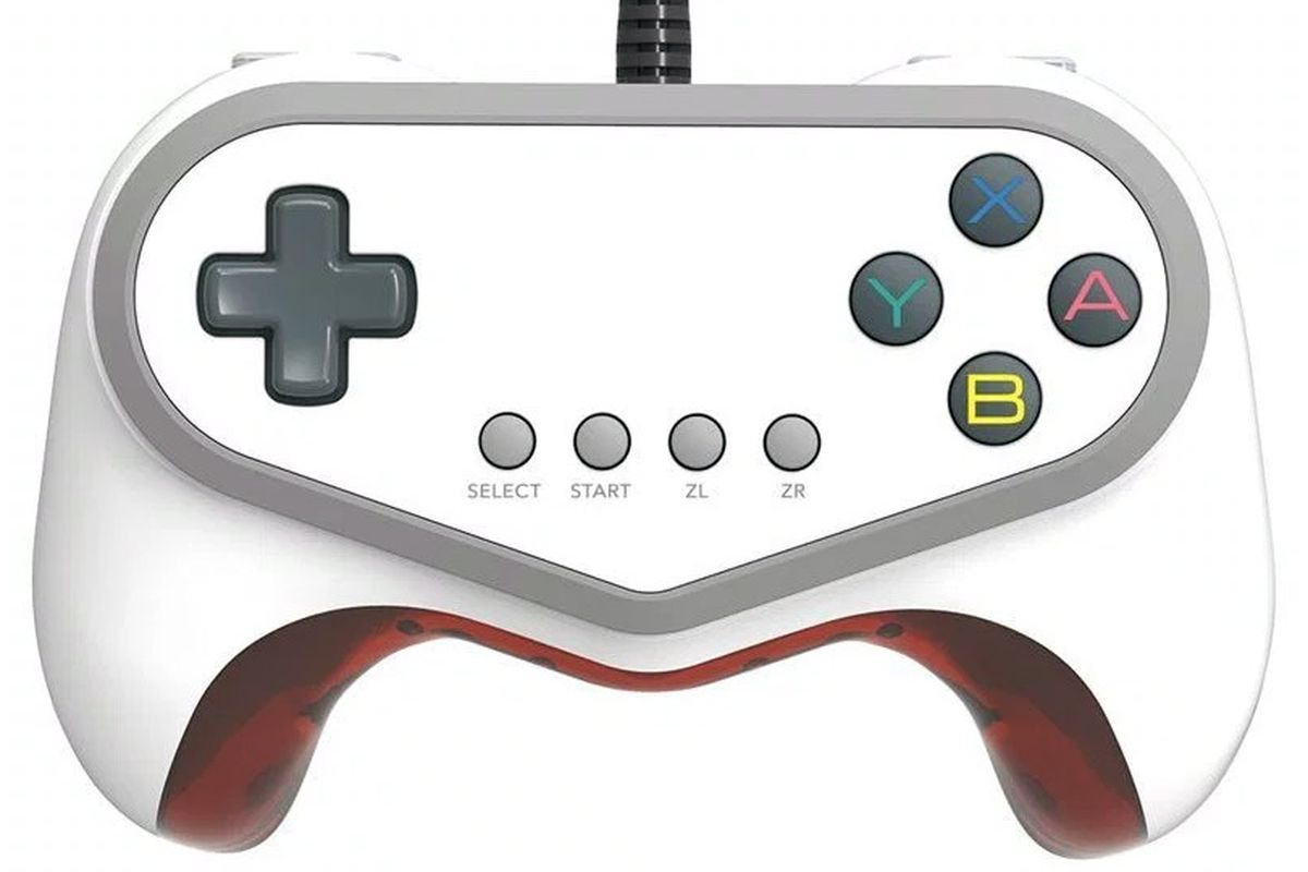 the pokkén tournament pad makes for a good cheap switch controller