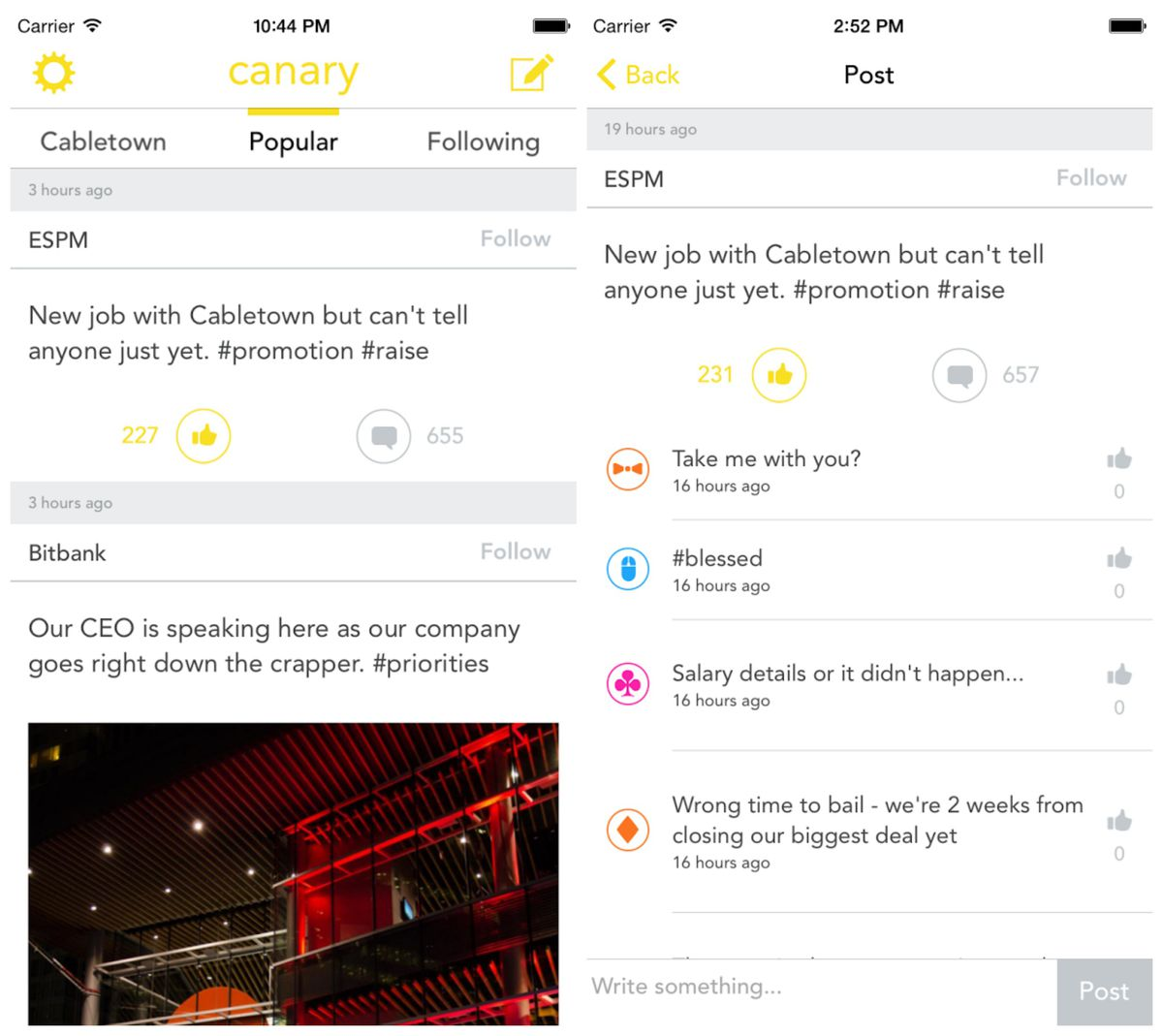 chat app anonymously