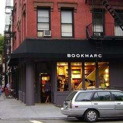 Marc Jacobs' Bookmarc