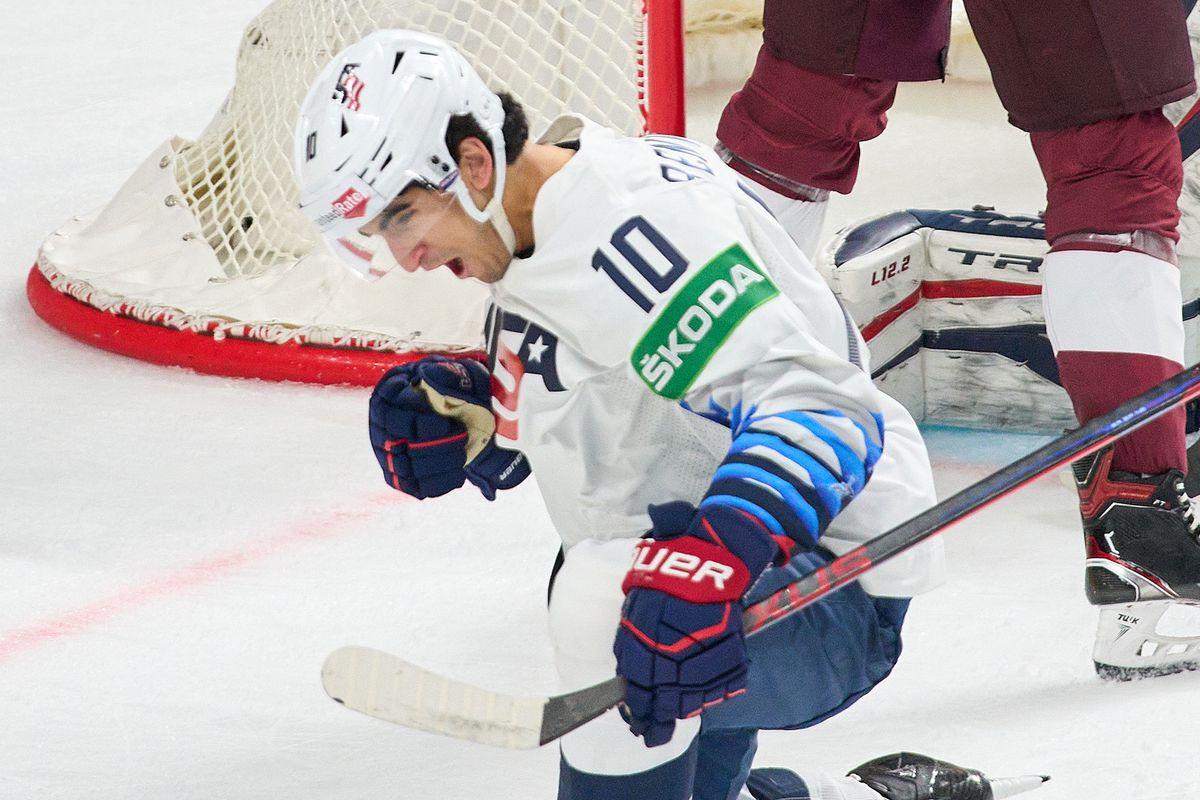 United States v Latvia: Group B - 2021 IIHF Ice Hockey World Championship