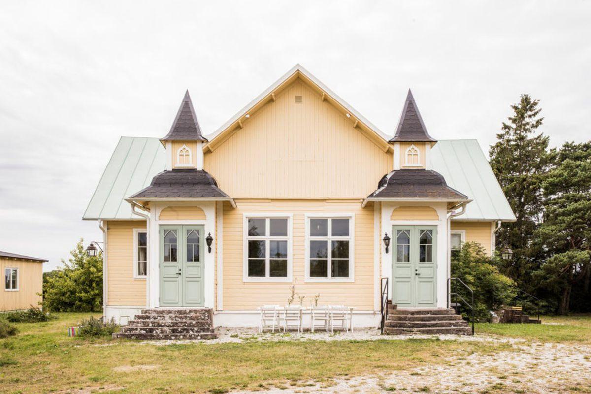 Swedish holiday home