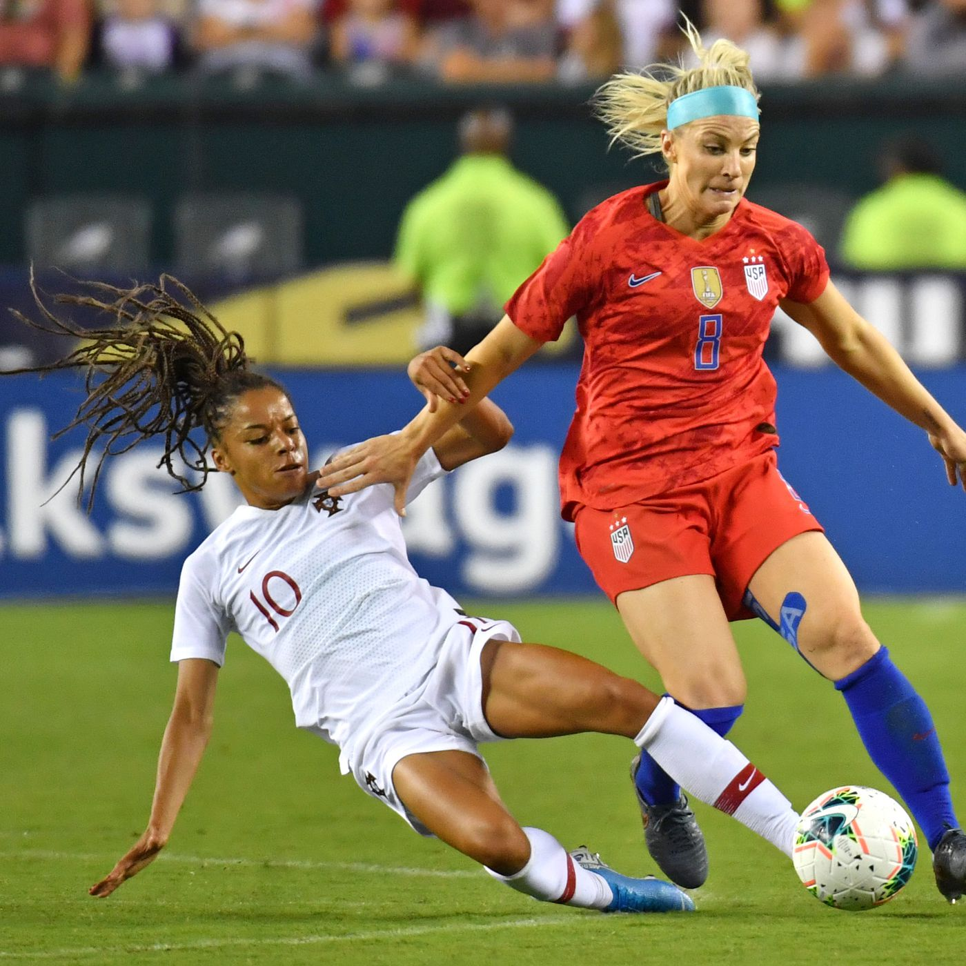 Uswnt Olympic Qualifying Kicks Off This Week With Two Red Stars Hot Time In Old Town