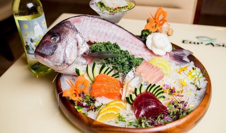 Eurasia Sushi Bar & Seafood