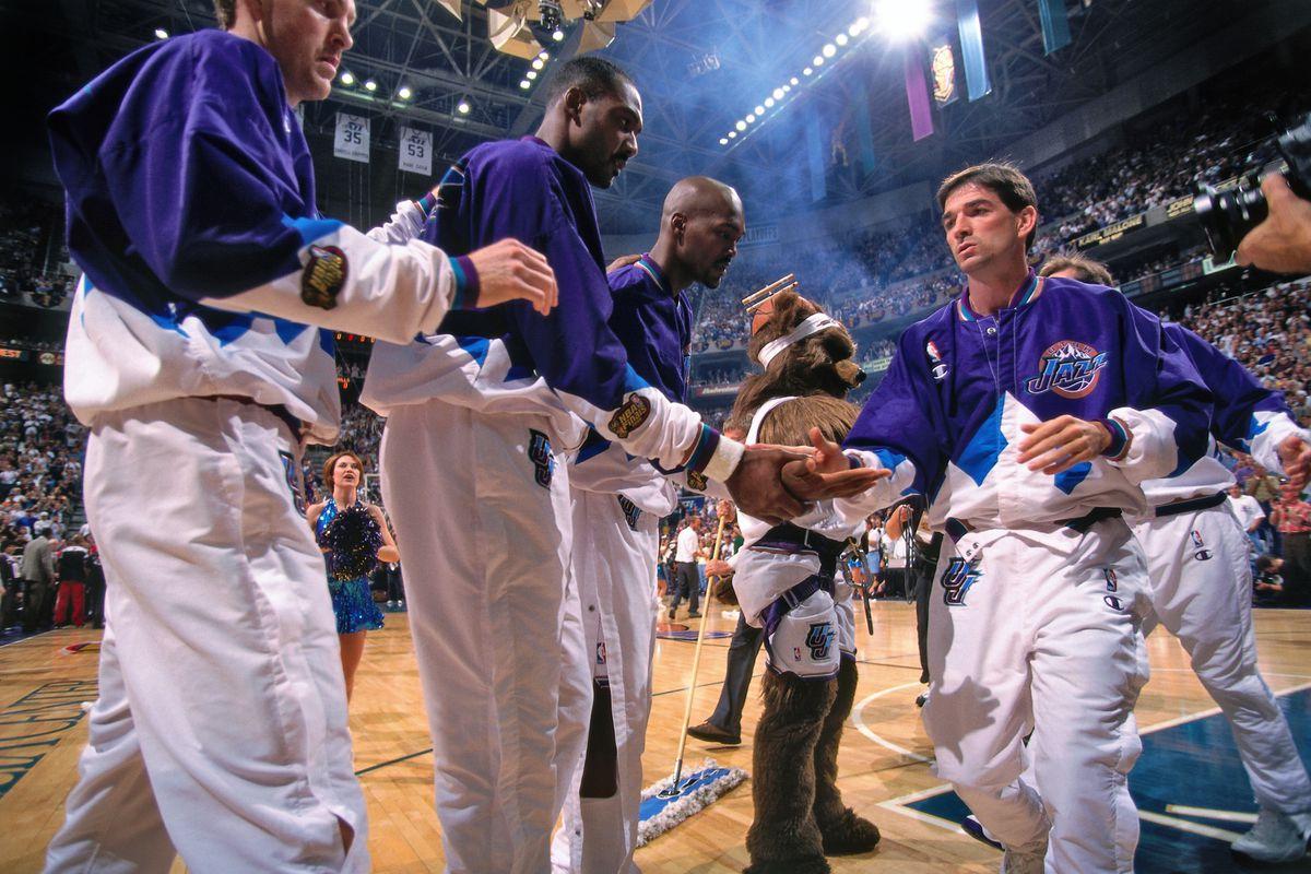 NBA Finals - Utah Jazz v Chicago Bulls