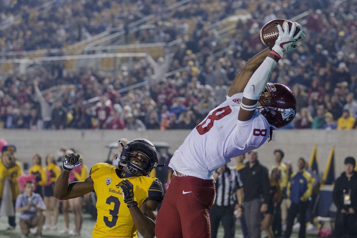 NCAA Football: Washington State at California