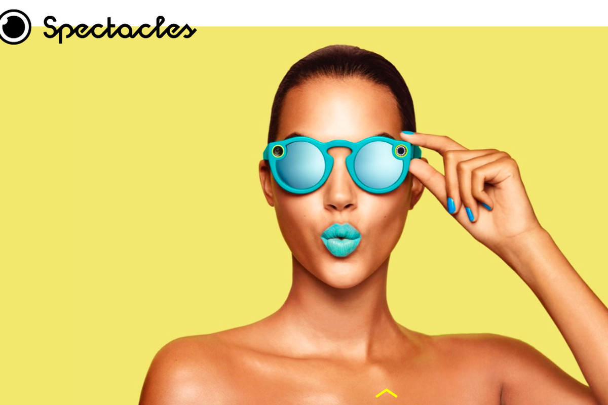 ad139b7ddaea The marketing genius behind Snap s new Spectacles - Vox