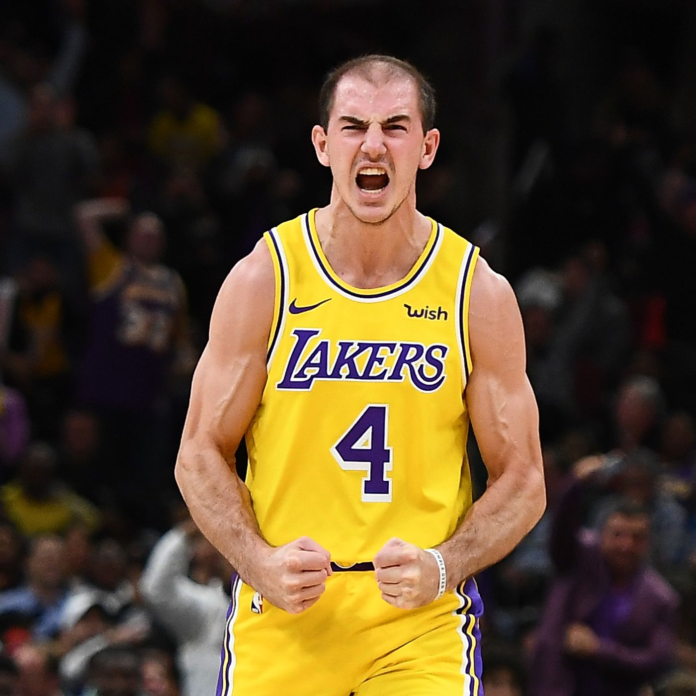 Bulls reportedly steal Alex Caruso from Lakers with 4-year, $37 million  agreement - Blog a Bull