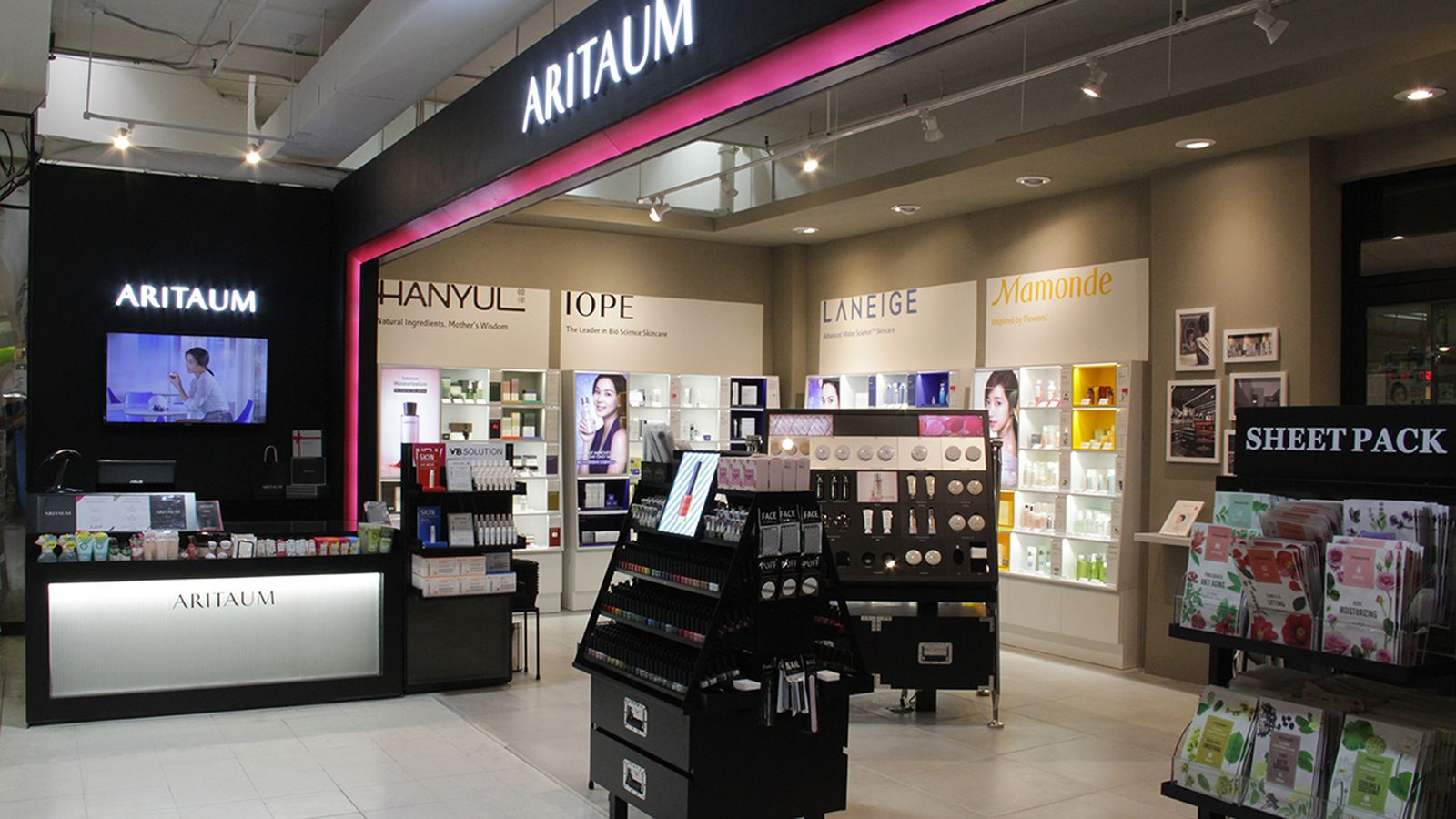 A New 70-Store Korean Beauty Chain Is Here